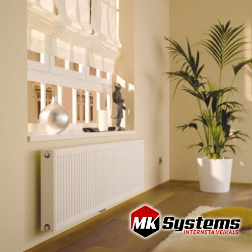 KERMI 22-554*600 steel radiators with side connections