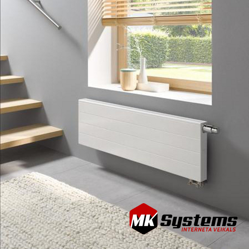 KERMI LINE-V 22-600*700 PLV steel radiators with bottom connections